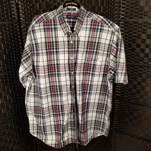 Nautica Xl short sleeve button down mens